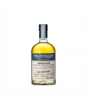 ABERLOUR 15 YEAR OLD FIRST FILL BARREL