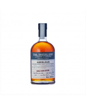 ABERLOUR 21 YEAR OLD SECOND FILL BUTT
