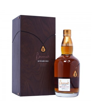 BENROMACH HERITAGE 40 YEARS OLD