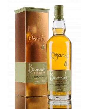 BENROMACH CONTRASTS - ORGANIC 2010 (BOTTLED 2015)