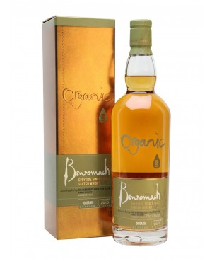 BENROMACH CONTRASTS - ORGANIC 2010 (BOTTLED 2018)