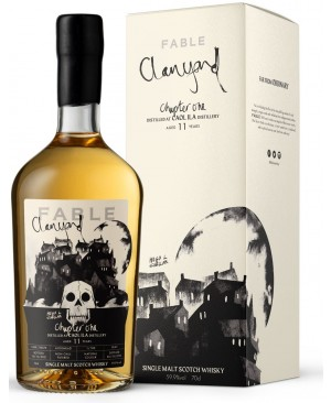Chapter One: Clanyard - Caol Ila 12 Years Old 2010