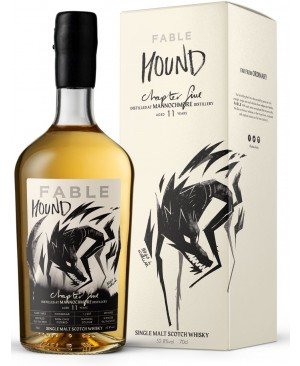 Chapter Five: Hound- Mannochmore13 Years Old - 2008