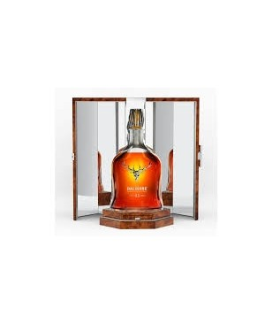 DALMORE SCOTCH SINGLE MALT IN BACARAT CRYSTAL 45YR 750ML