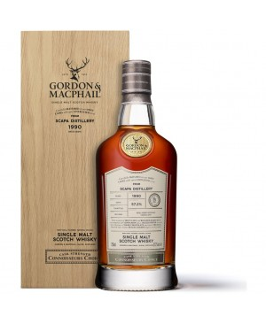 CONNOISSEURS CHOICE UPPER  - SCAPA 1990 (20/016)