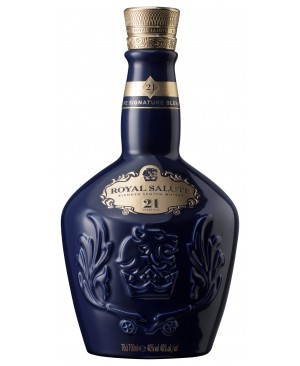 ROYAL SALUTE 21 YEAR OLD SIGNATURE