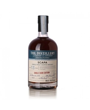 SCAPA 13 YEAR OLD FIRST FILL BARREL
