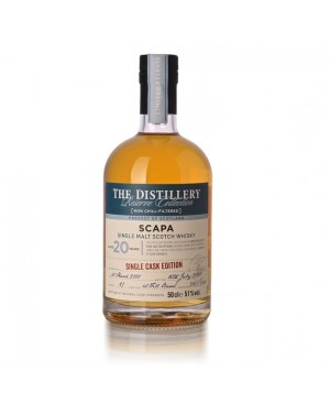 SCAPA 20 YEAR OLD FIRST FILL BARREL