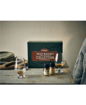 Drinks by the Dram 12 Dram Irish Whiskey Collection (2021 Edition)