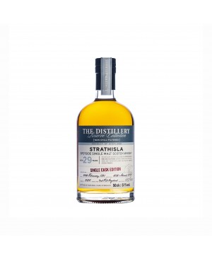 STRATHISLA 29 YEAR OLD SECOND FILL HOGSHEAD