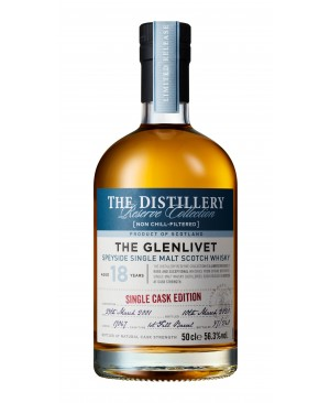 THE GLENLIVET 18 YEAR OLD FIRST FILL BARREL