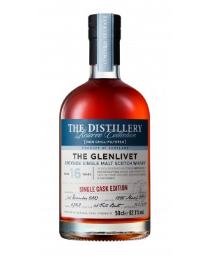 THE GLENLIVET 16 YEAR OLD FIRST FILL BARREL