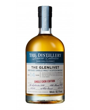THE GLENLIVET 14 YEAR OLD FIRST FILL BARREL
