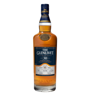THE GLENLIVET CELLAR COLLECTION 30 YEAR OLD