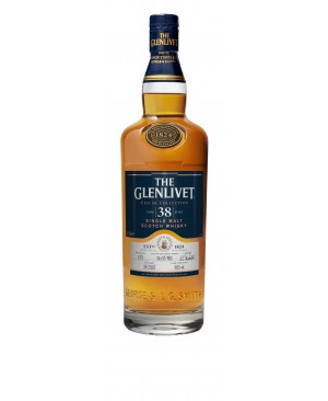 THE GLENLIVET CELLAR COLLECTION 38 YEAR OLD