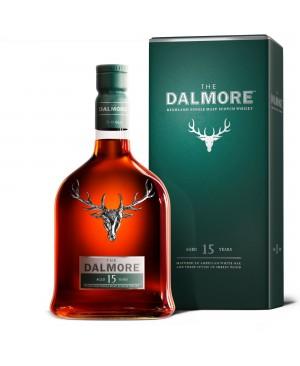 DALMORE SCOTCH SINGLE MALT 15YR 750ML