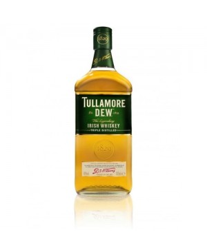TULLAMORE DEW WHISKEY IRISH TRIPLE DISTILLED 375ML