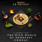 Hennessy Le Voyage