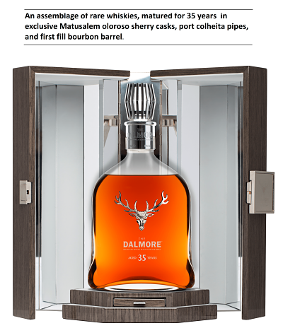 Dalmore Scotch Whisky