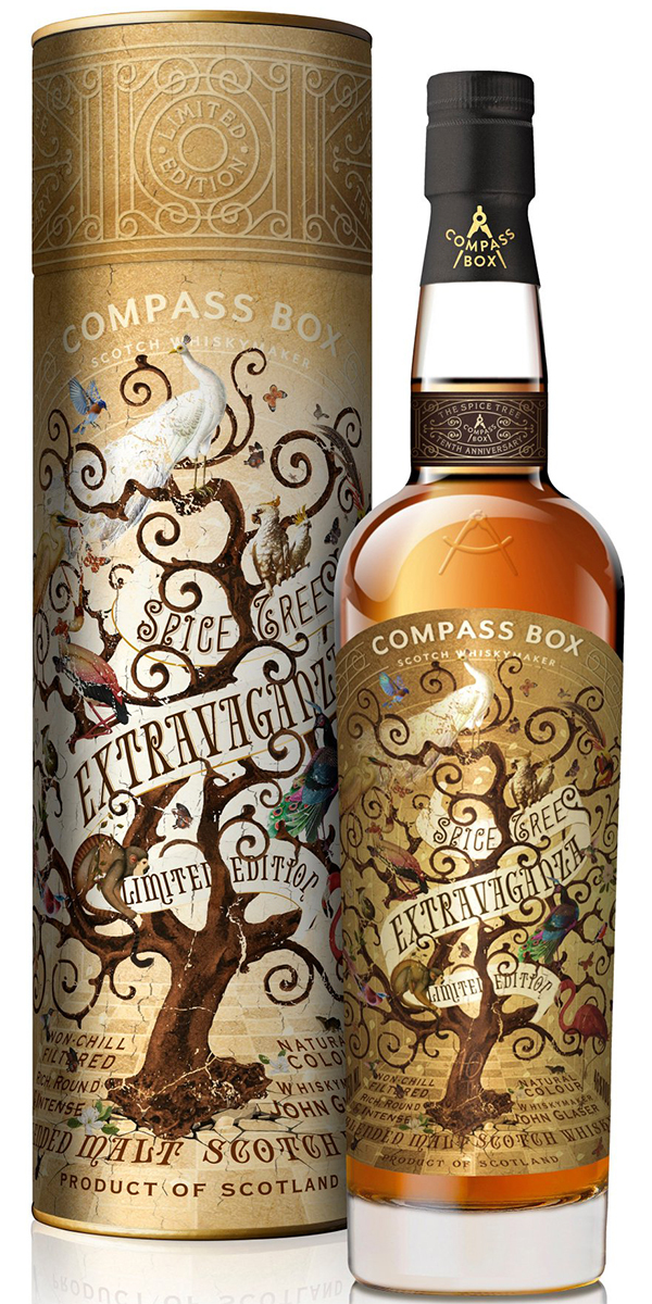 Compass box Spice Tree Extra Extravaganza