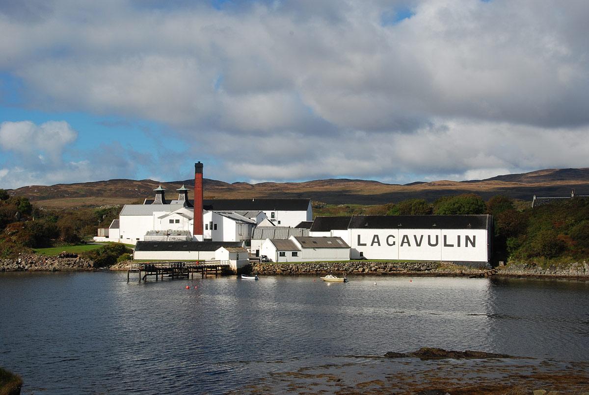 Lagavulin- beautiful distilleries around the world