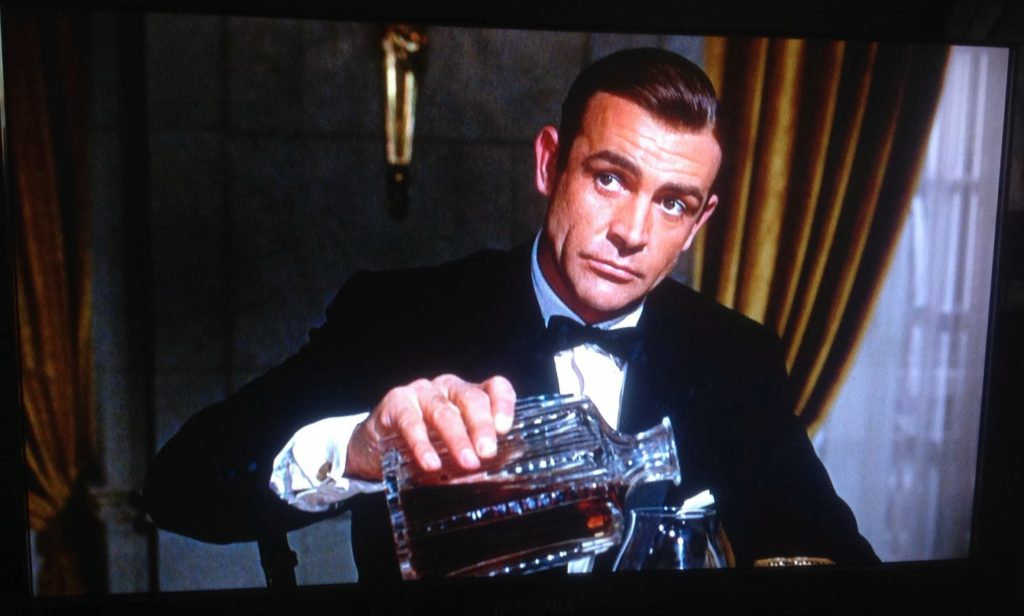 Top 5 Hollywood Whiskey Moments
