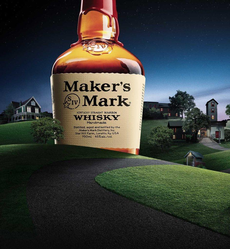 Maker's Mark-beautiful distilleries around the world