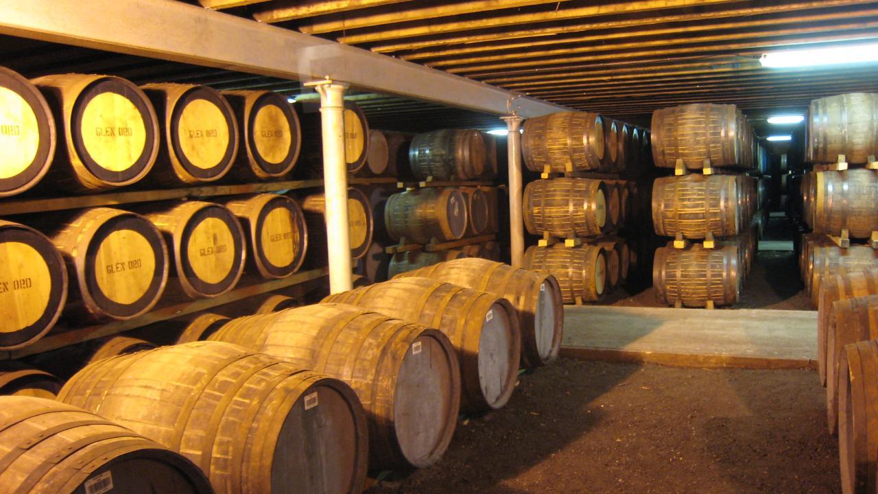 beautiful distilleries around the world