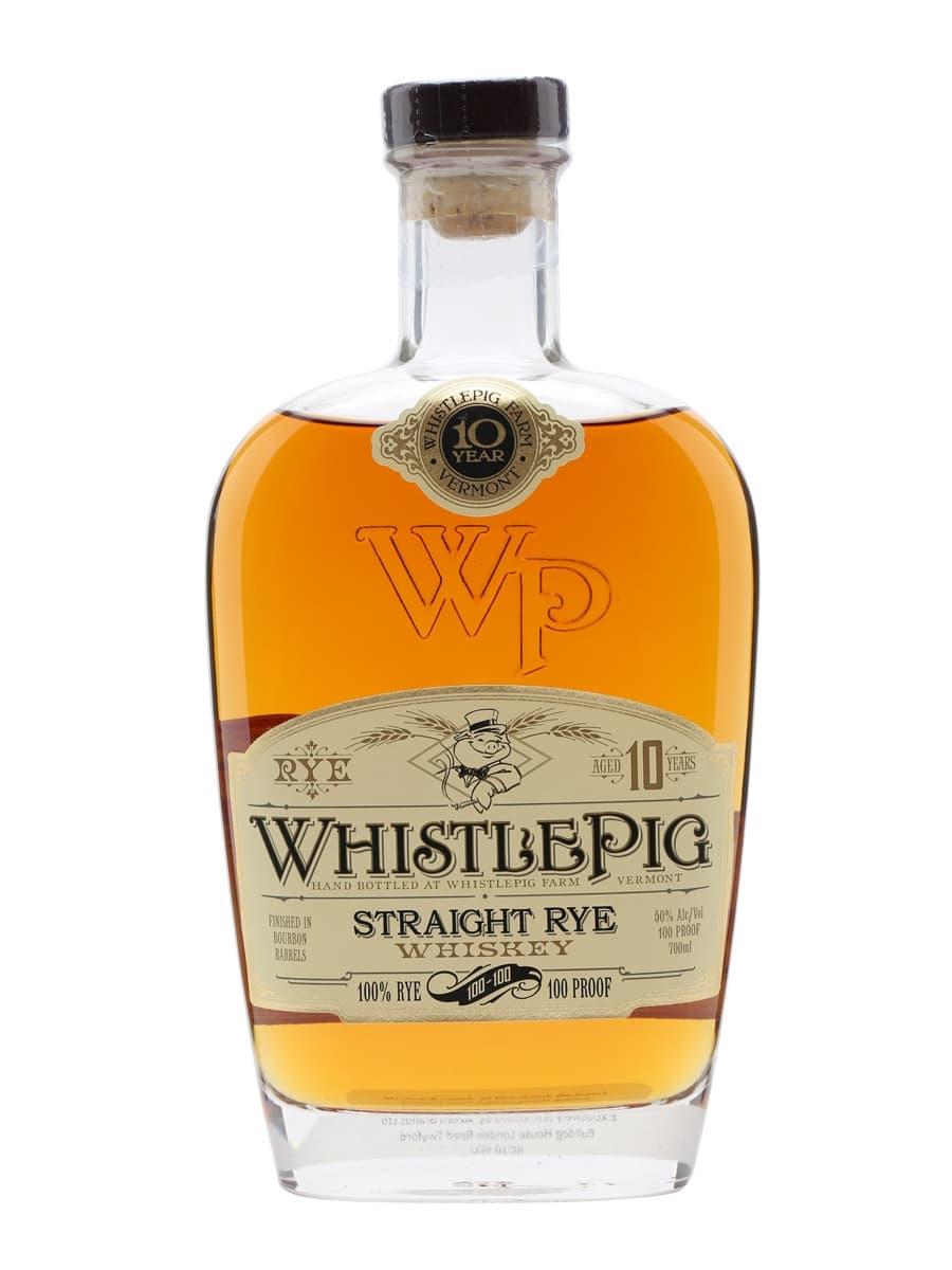 Whistlepig Whiskey Rye